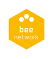 logo-Bee-network_transparant
