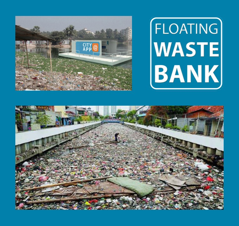 Floating Waste Bank